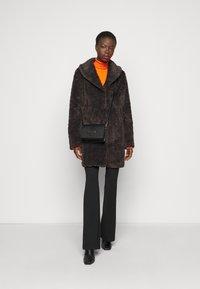 Dorothy Perkins Tall - Classic coat - grey marl - 1