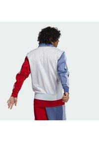 adidas Originals - Træningsjakker - halo blue/crew blue/scarlet - 1