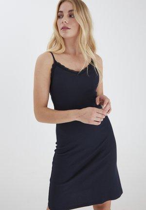FRHIZAMOND  - Jersey dress - dark peacoat