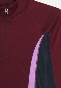 Molo - T-shirt de sport - bordeaux - 2