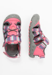 Color Kids - KLAUS - Walking sandals - desert rose - 0