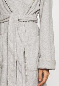 Lauren Ralph Lauren - LONG ROBE - Dressing gown - grey - 5