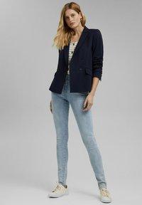 Esprit - Jeans Skinny Fit - blue bleached - 1