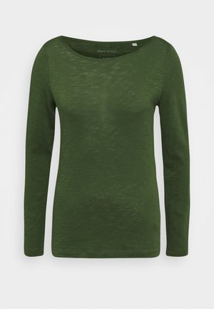 LONG SLEEVE - Long sleeved top - lush pine