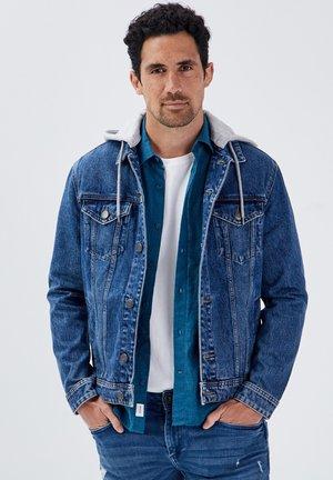 Giacca di jeans - bleu gris