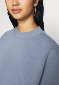 Weekday - AMAZE  - Sweatshirt - dove blue - 5