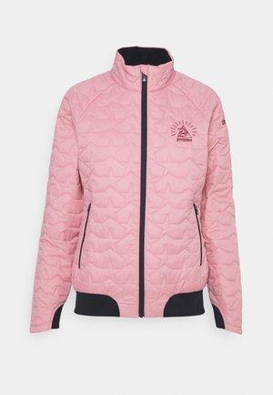 ASTRAZ JACKET - Outdoor jacket - blush