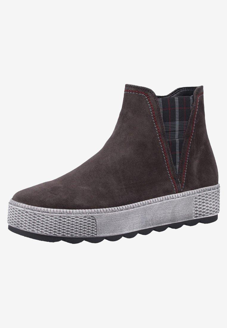 Gabor Comfort Ankle Boot grey/grau