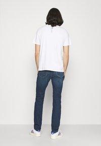 Lee - RIDER - Jeans slim fit - dark used - 2