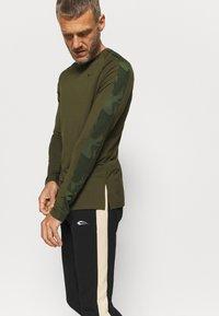 SQUATWOLF - LIMITLESS FULL SLEEVES TEE - Long sleeved top - khaki - 3