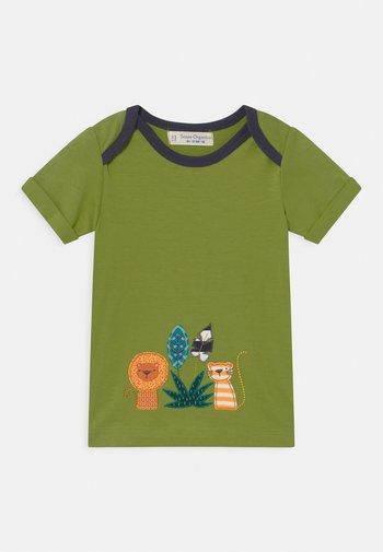 TOBI ANIMAL BABY  - Print T-shirt - green