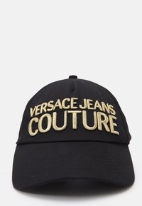 Versace Jeans Couture - UNISEX - Cappellino - black/gold-coloured - 5