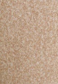 Springfield - CUELLO PERK BIMAT - Jumper - beige/camel - 2