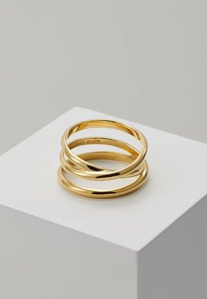 EMILIE WRAP - Prsten - gold-coloured