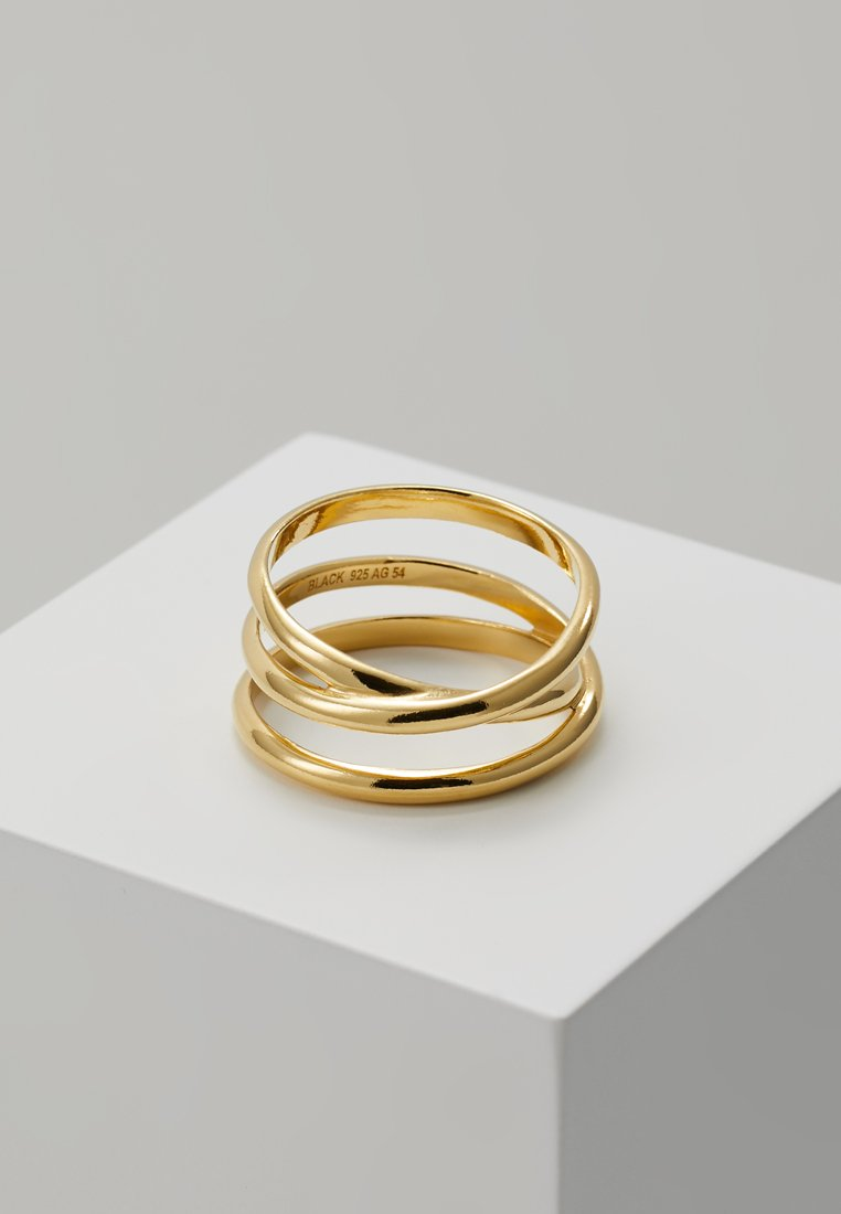 Maria Black - EMILIE WRAP - Prsten - gold-coloured