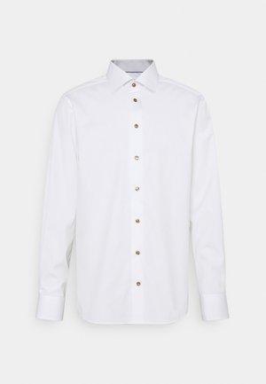 CONTEMPORARYWHITE ETON POPLIN SHIRT - Camicia elegante - white poplin
