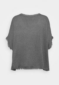 Esprit - PONCHO CROP - Cape - grey - 1