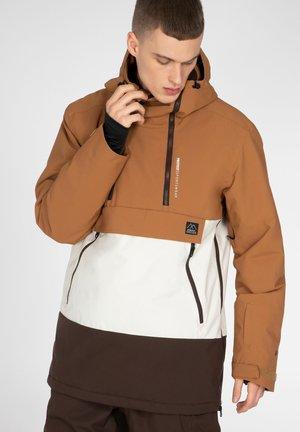 BACKFLIP - Snowboard jacket - woodland