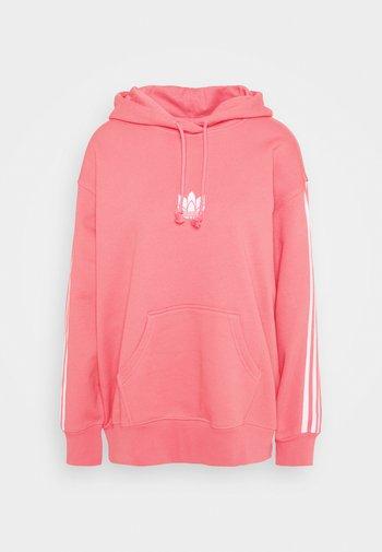 HOODIE - Sweatshirt - hazy rose