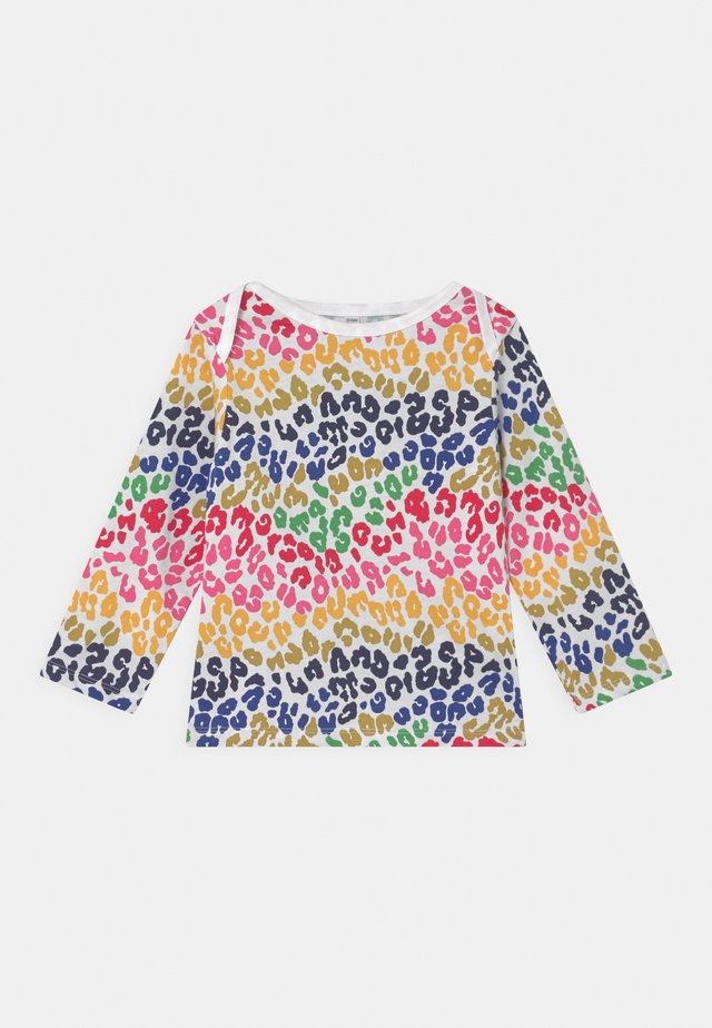 RAINBOW LEOPARD TEE UNISEX - Long sleeved top - multi-coloured