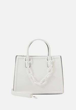 GALOASSI - Tote bag - bright white