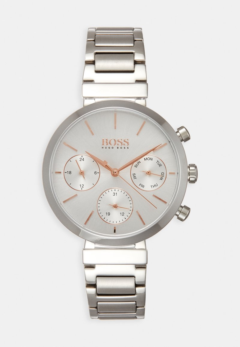 BOSS - FLAWLESS - Watch - silver-coloured