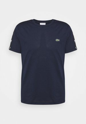 T-shirts print - navy blue/black