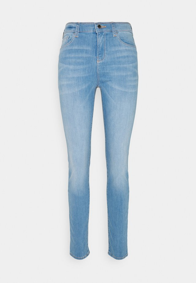 Jeansy Skinny Fit - denim blue