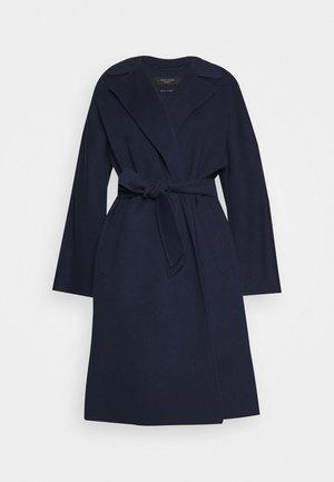 Classic coat - nachtblau