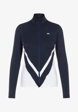 SHANNON - Fleece jacket - jl navy