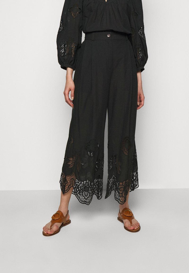 See by Chloé - Kalhoty - black