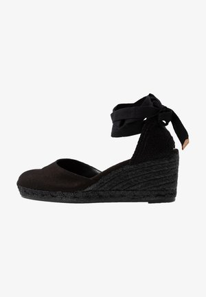 CARINA - Wedges - black