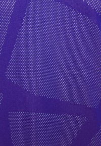Nike Golf - W NK BRTH SS COURSE JAQUARD  - Print T-shirt - concord/light thistle - 6