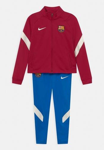 FC BARCELONA SET UNISEX - Trainingspak - noble red/soar/pale ivory