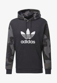 adidas Originals - CAMOUFLAGE HOODIE - Hoodie - grey - 5
