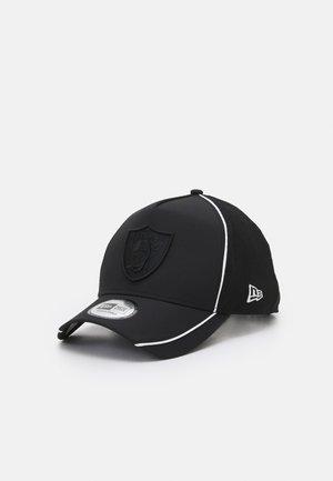 FEATHER PIPE TRUCKER UNISEX - Cap - black