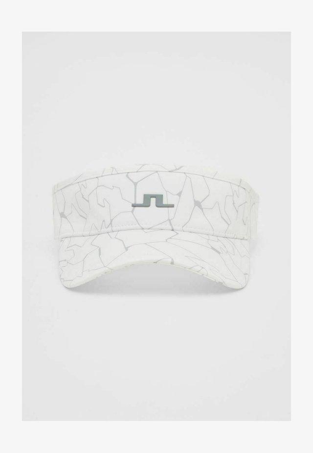 YADEN - Casquette - slit white