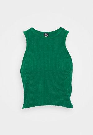 HIGH TANK - Top - bright green