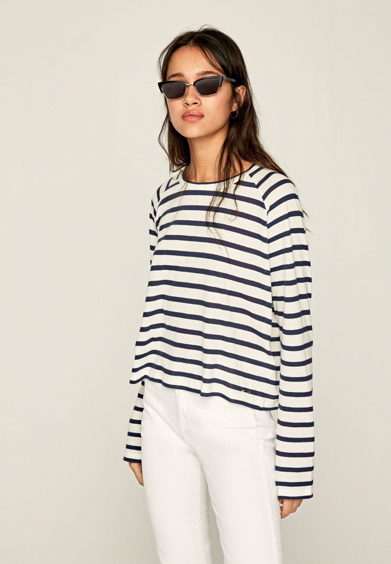 Pepe Jeans - EVELYN - T-shirt à manches longues - dark blue