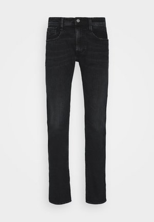 ANBASS - Slim fit jeans - dark blue
