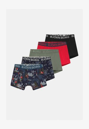 WINTER WONDERLAND SAMMY 5 PACK - Pants - night sky