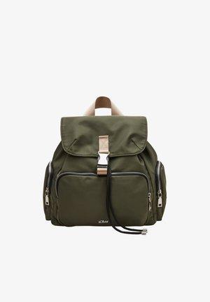 Backpack - khaki