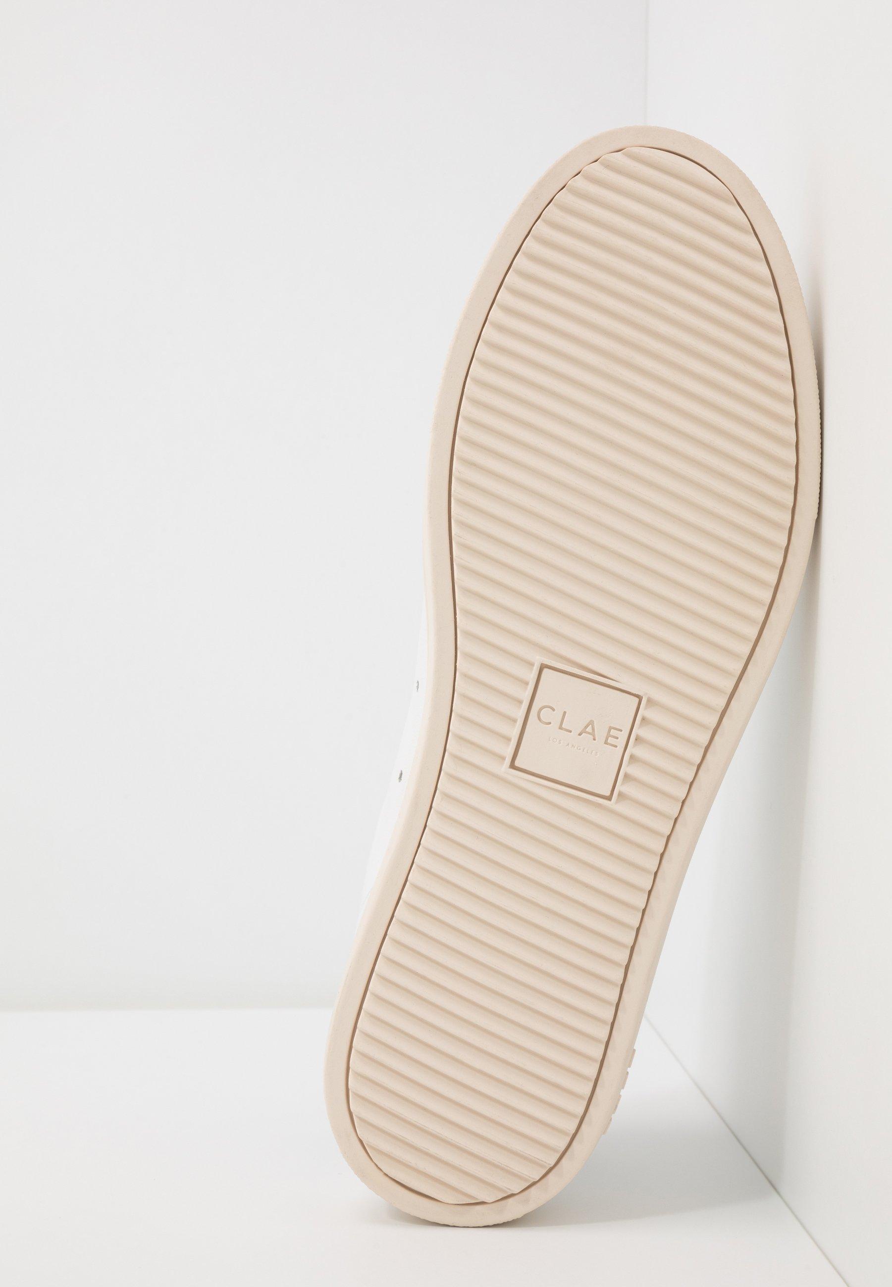Clae BRADLEY - Sneaker low - white/comfrey/weiß - Herrenschuhe X5umL