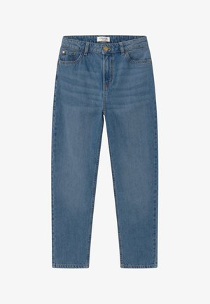 MADISON MEDIUM - Vaqueros boyfriend - medium denim
