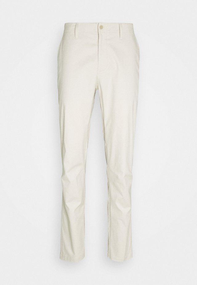 CROSS PANT - Broek - beige