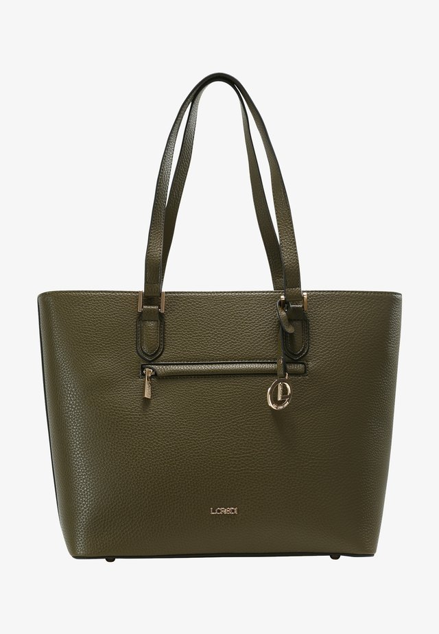 ELLA - Handbag - khaki