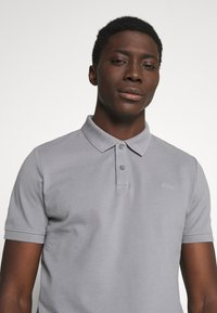 s.Oliver - Polo shirt - ice grey - 3