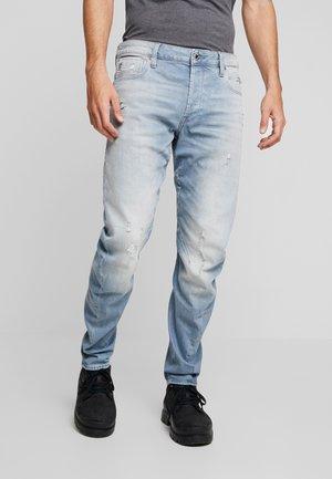 ARC 3D SLIM FIT - Slim fit jeans - light-blue denim