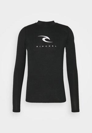 CORPS - Long sleeved top - black