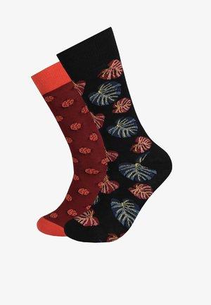 PREMIUM QUALITÄT - DOPPELPACK - Socken - multicolor